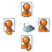 Teleconference Clipart | Clipart Panda - Free Clipart Images