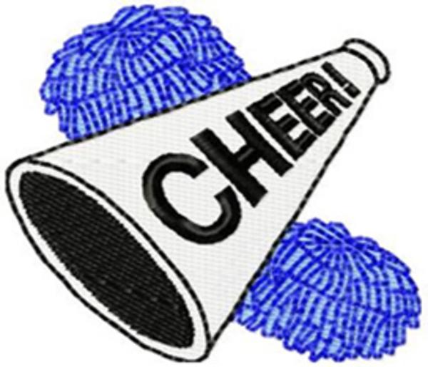 red cheer megaphone clipart clipart panda free clipart