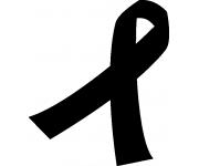 Black Cancer Ribbon Clip Art | Clipart Panda - Free ...