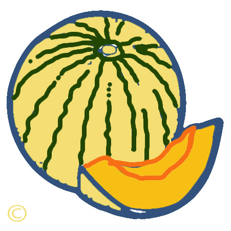 Melon Clipart | Clipart Panda - Free Clipart Images Honeydew Melon Clip Art