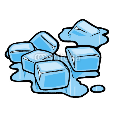 MELTING ICE CUBES | Clipart Panda - Free Clipart Images