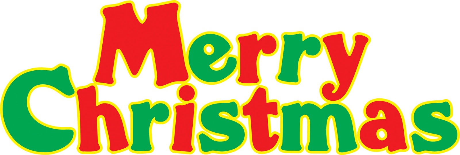 Image result for merry christmas clip art