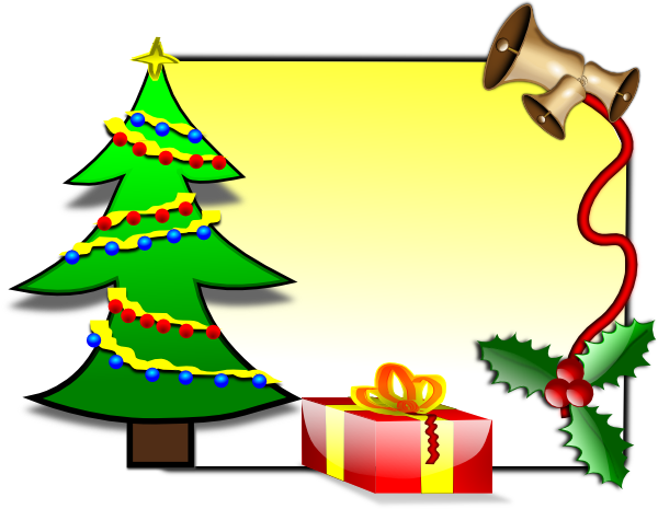 Remarkable Merry Christmas Banner Clipart Clipart Panda Free Clipart Images Easy Diy Christmas Decorations Tissureus