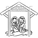 merry%20christmas%20nativity%20clipart