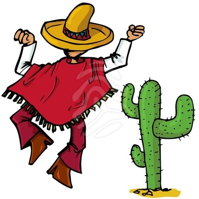 mexican-clip-art-cartoon-mexican-islolated-one-white-isolated-clipart    Zarape Clipart