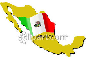 Mexican Flag Clip Art Free | Clipart Panda - Free Clipart Images