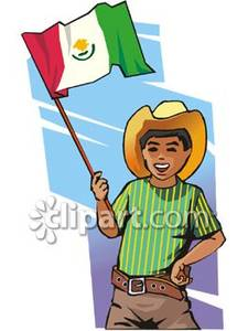 Mexican Flag Clip Art Clipart Panda Free Clipart Images