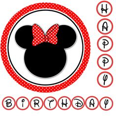 Minnie Mouse Head Clip Art | Clipart Panda - Free Clipart Images