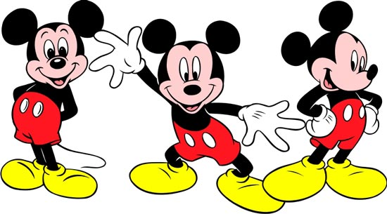 Mickey Mouse And Friends Clipart | Clipart Panda - Free Clipart Images
