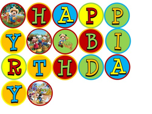 Birthday Banner Clip Art | Clipart Panda - Free Clipart Images