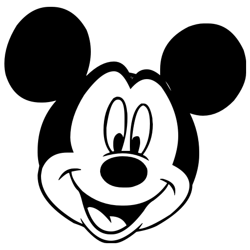 Baby Mickey Mouse Clipart Black And White Mickey Mouse Black And White 9