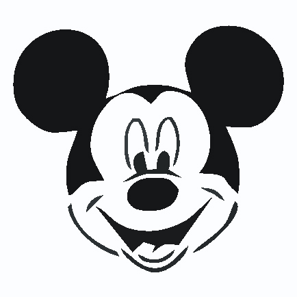 Clip Art Clipart Mickey Mouse mickey mouse face clip art clipart panda free images art