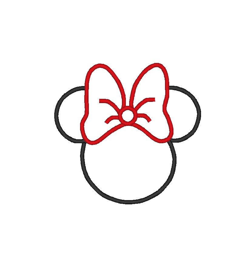 minnie mouse silhouette clipart panda free clipart images rh clipartpanda com minnie mouse bow silhouette clip art minnie mouse bow silhouette clip art