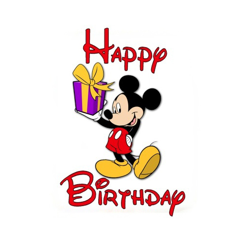 Mickey Mouse Clubhouse Birthday Wallpaper