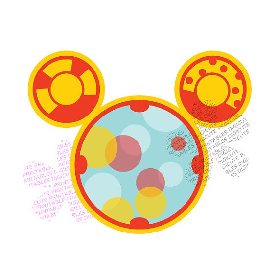mickey mouse toodles clipart - photo #3