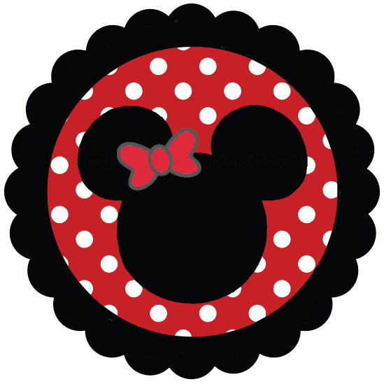 Minnie Mouse Bow Clip Art | Clipart Panda - Free Clipart Images