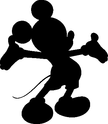 mickey-mouse-head-shape-black-Mickey Mouse pngBlack Mickey Mouse Head Clipart
