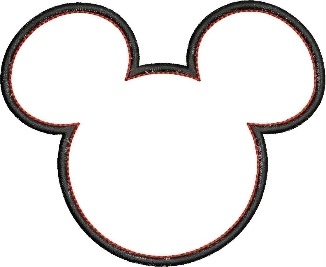 mickey-mouse-head-with-pants-clip-art-clipart-free-mickey-ears jpgBlack Mickey Mouse Head Clipart