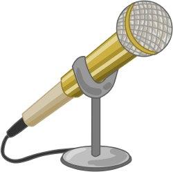 microphone clip art clipart panda free clipart images rh clipartpanda com microphone clipart free microphone clip art free