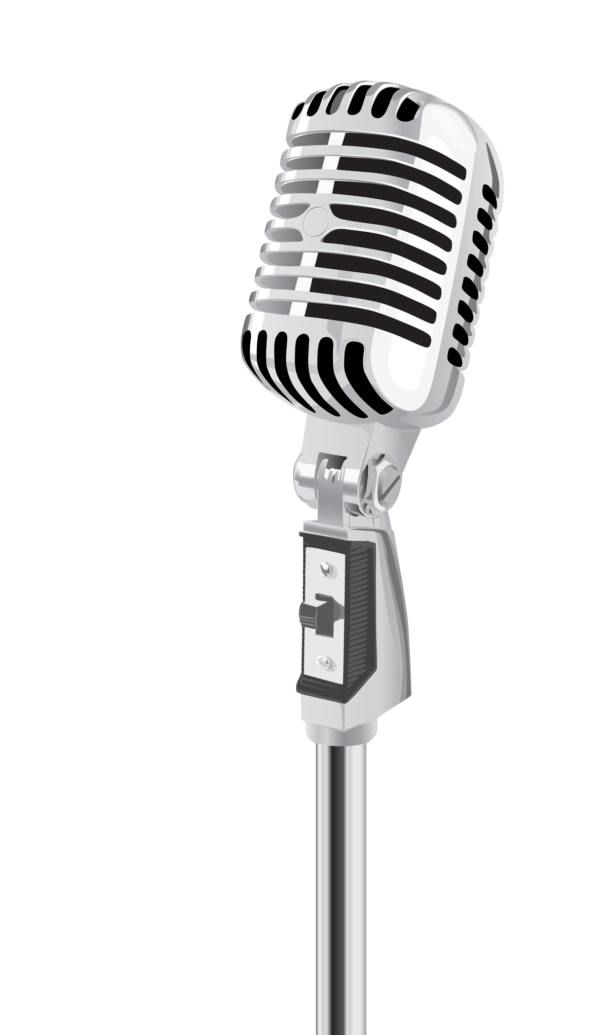 microphone clipart black and white clipart panda free microphone clip art drawing microphone clip art free images