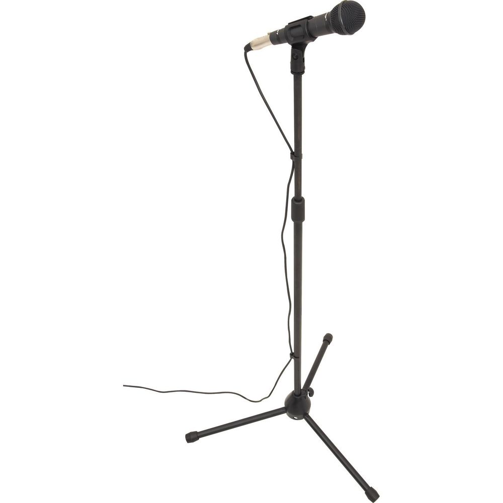 Microphone Stand Silhouette | Clipart Panda - Free Clipart ...