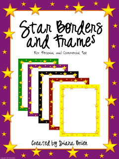Star Borders And Frames Clipart Panda Free Clipart Images