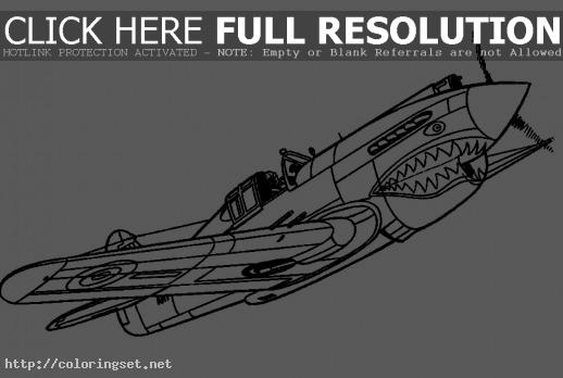 Coloring Pages Airplanes Military : Military airplane coloring pages clipart panda free clipart images