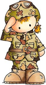 Military Clipart Soldiers All Branches | Clipart Panda - Free ...