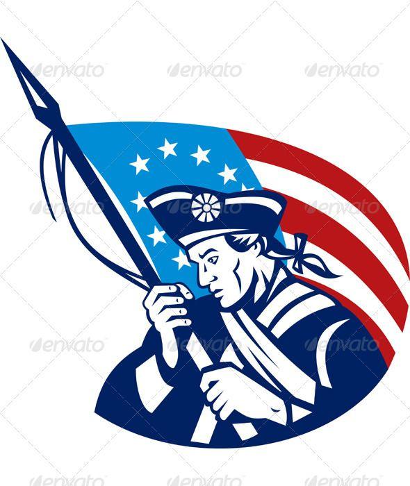 militia soldier clipart panda free clipart images rh clipartpanda com Revolutionary War Freedom Revolutionary War Symbols