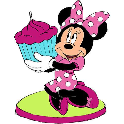 Minnie Mouse Christmas Cake