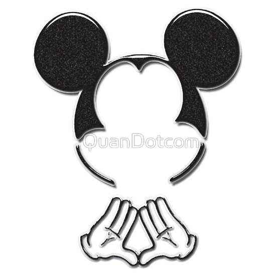 Mickey Hands | Clipart Panda - Free Clipart Images