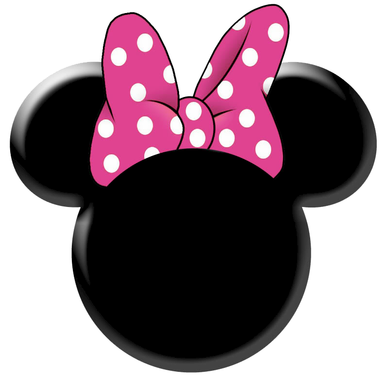 Minnie Mouse Ear Clip Art Clipart Panda Free Clipart