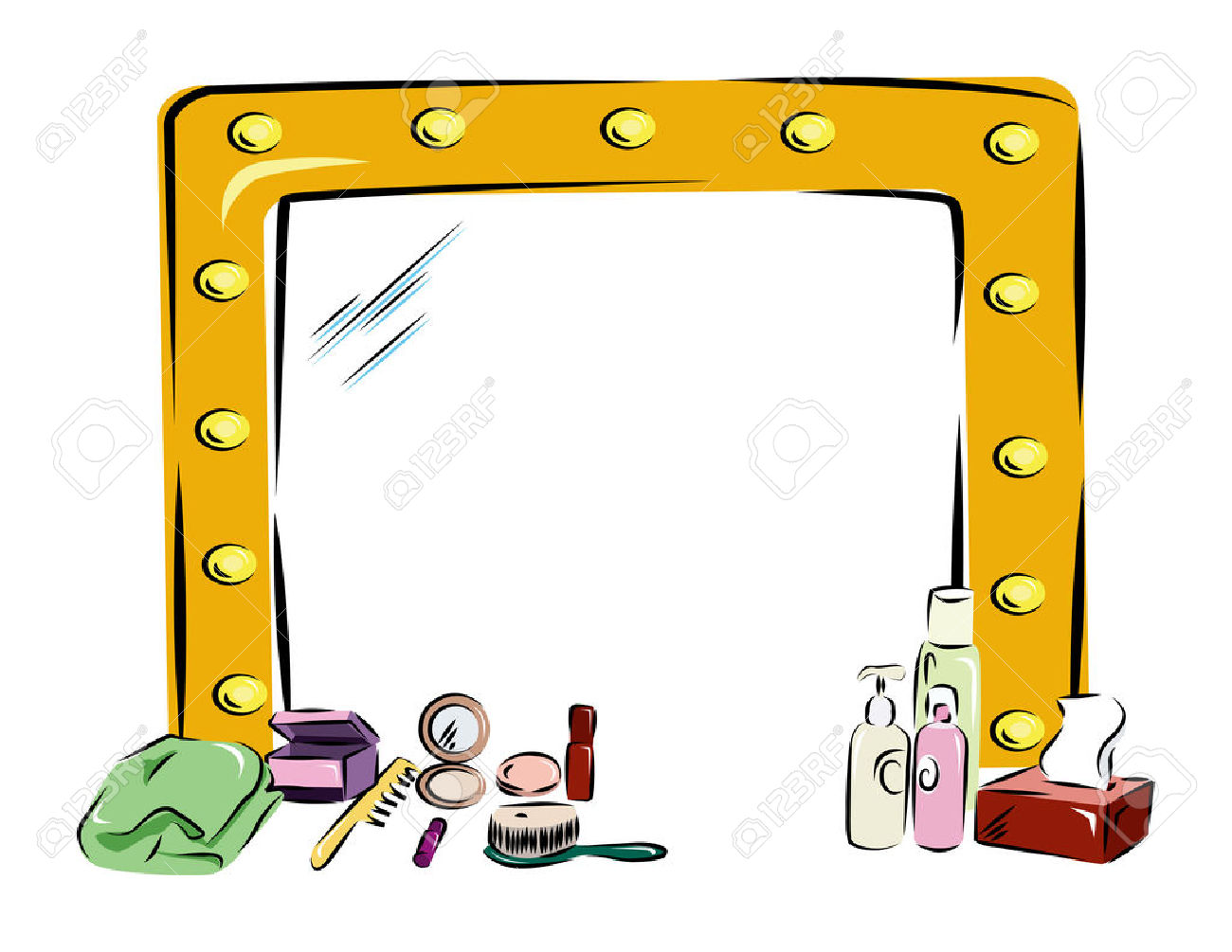 Mirror Clip Art Free Clipart Panda - Free Clipart Images