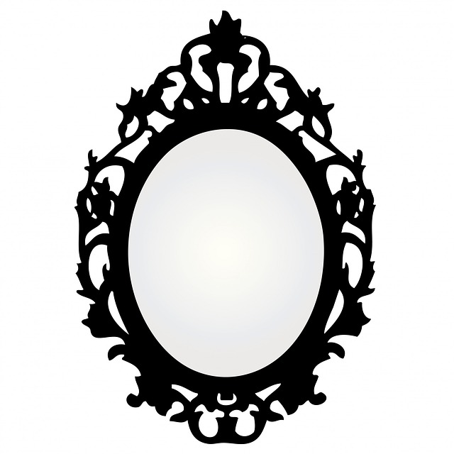 Image result for mirror clipart