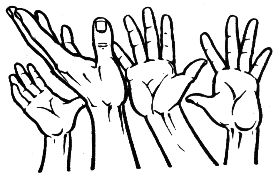 Open Giving Hands Clipart | Clipart Panda - Free Clipart ...