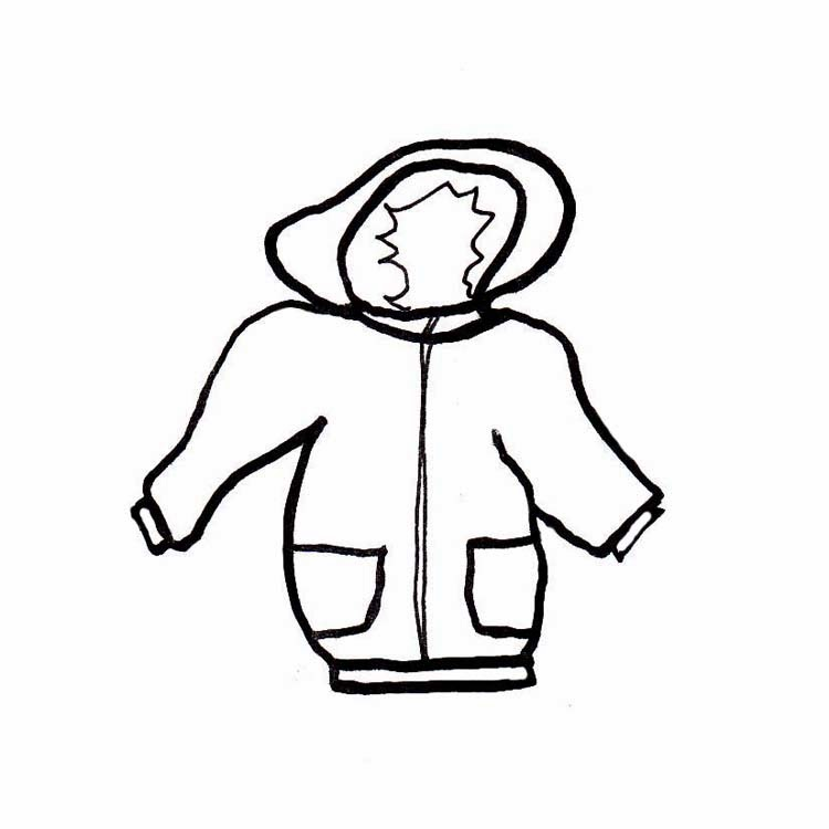 Jacket Clipart Black And White | Clipart Panda - Free ...
