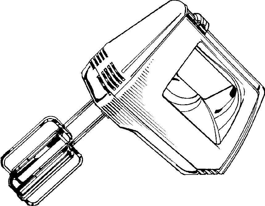 Cartoon Hand Mixer ~ Mixer clip art car interior design