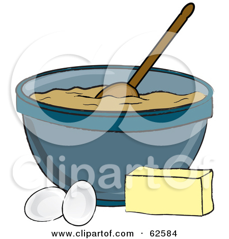 Mixing Bowl Clipart Black And White | Clipart Panda - Free ...