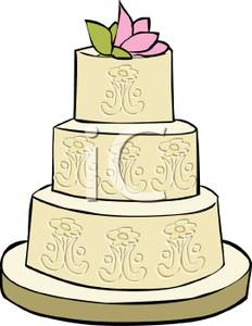Wedding Cake Clip Art | Clipart Panda - Free Clipart Images