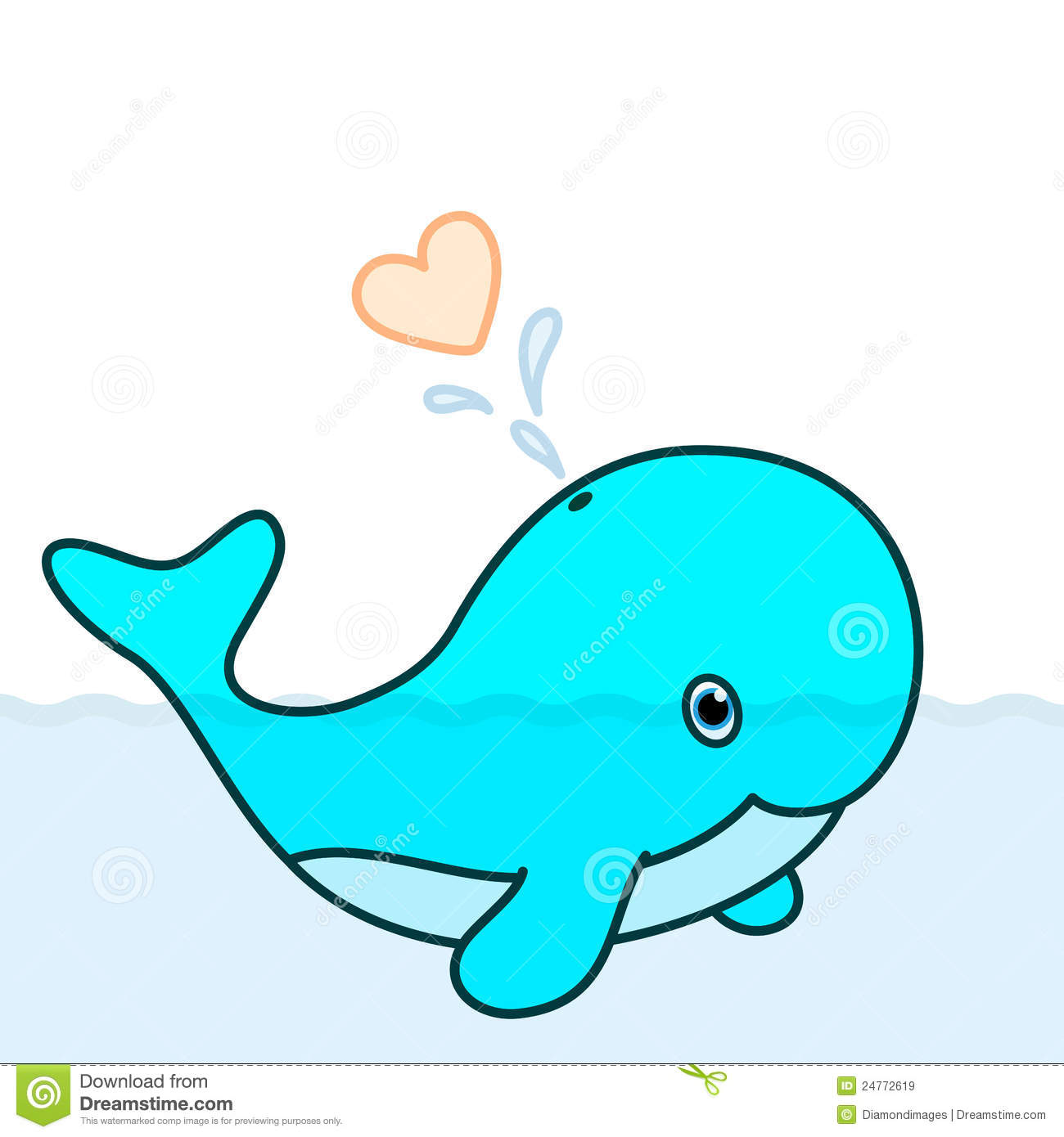 Mom And Baby Whale Clipart | Clipart Panda - Free Clipart ...