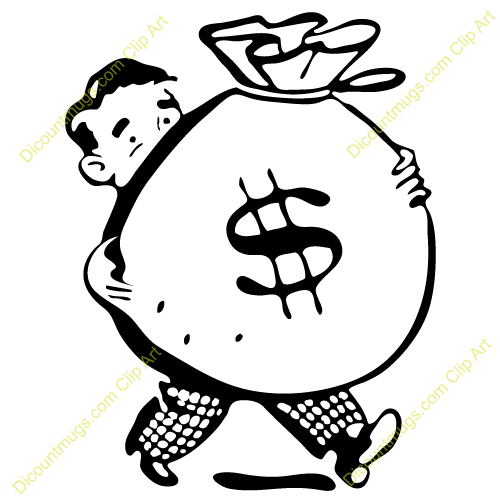 Pics Photos - Money Bag Clipart Jpg