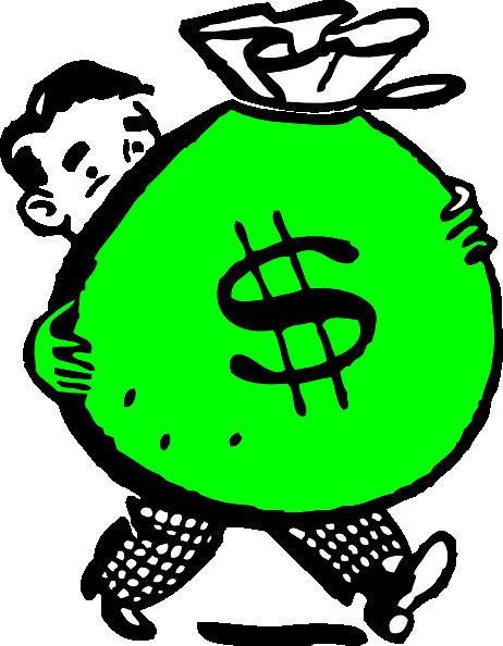 Clip Art Money Bag Clip Art money bag clip art clipart panda free images