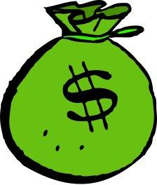 Money Bag Clip Art   Clipart Panda - Free Clipart Images
