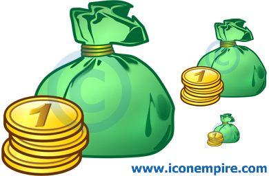 Money Bag Clip Art | Clipart Panda - Free Clipart Images