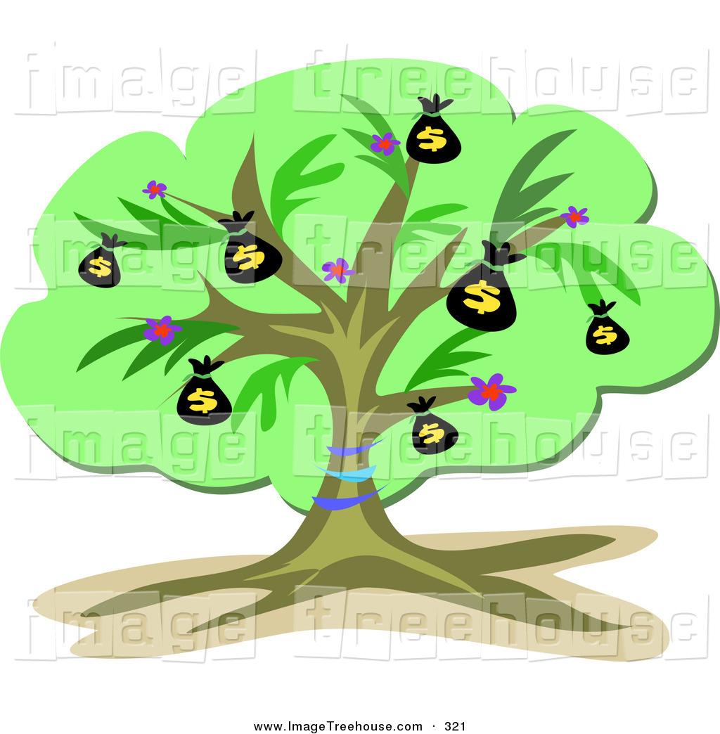 Money Tree Clip Art | Clipart Panda - Free Clipart Images