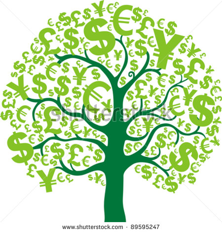 Money Tree Clipart | Clipart Panda - Free Clipart Images
