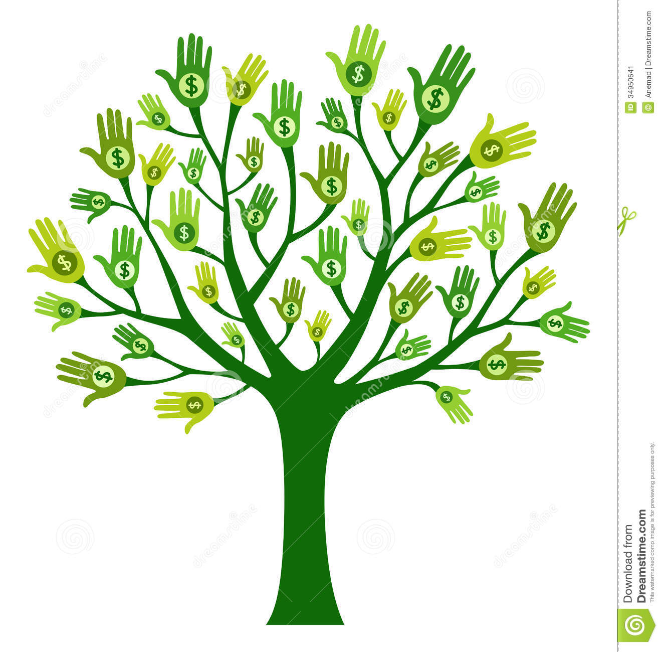 money tree clipart wwwpixsharkcom images galleries