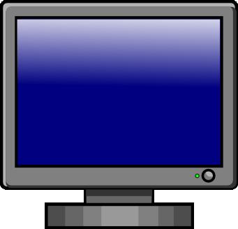 monitor clip art clipart panda free clipart images