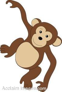 monkey clip art for teachers clipart panda free clipart images rh clipartpanda com monkey clip art coloring page monkey clip art printables