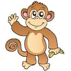 monkeys cartoon clip art clipart panda free clipart images rh clipartpanda com clipart monkey in a hat clipart monkey face
